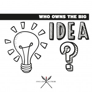 Who owns the brand idea